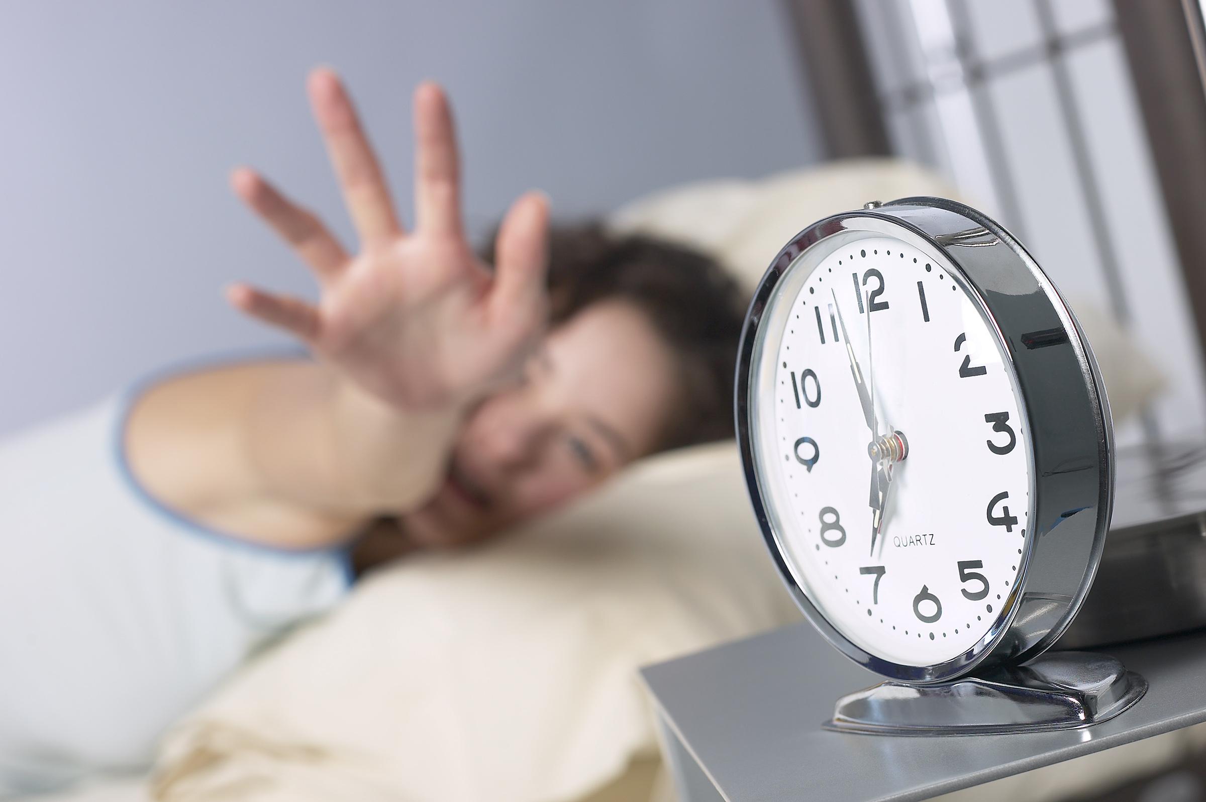 Кто рано встает, тот не страдает от депрессии