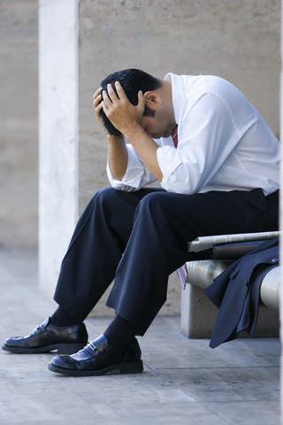 Мужская осенняя депрессия