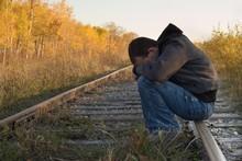 Отцы, у которых депрессия, губят своих детей