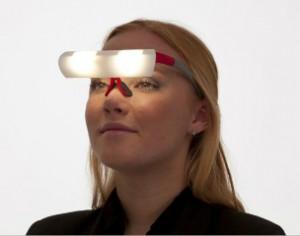 Новые очки от датских изобретателей должны будут избавлять людей от депрессии