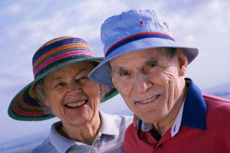 Моложе выглядят счастливые люди