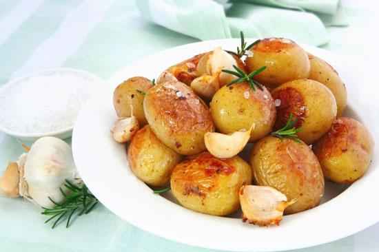 Картошка спасает при депрессии