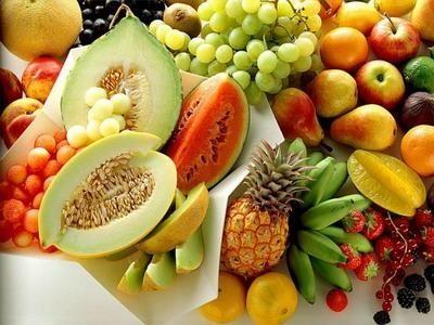 Стресс боится фруктов и овощей