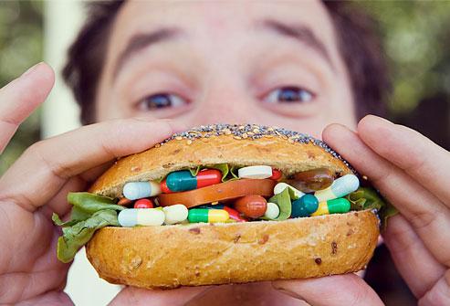 Нездоровая пища прямой путь к депрессии