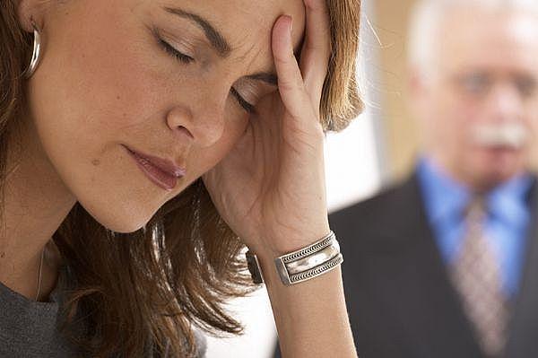 Стресс у женщин вызывает проблемы с сердцем в большей степени, чем у мужчин