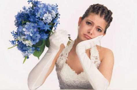 Как избежать депрессии после свадьбы?