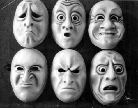 Человек в состоянии депрессии путается в своих эмоциях.