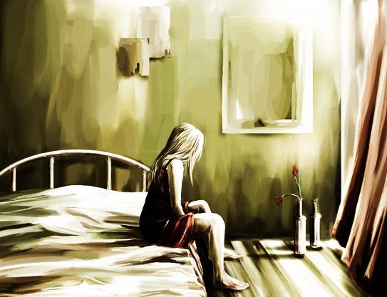 Депрессия может затаиться на генном уровне.