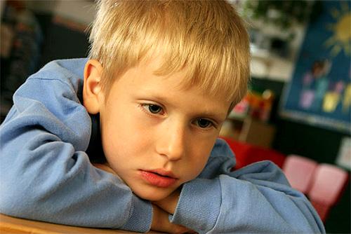 Ученые разработали тест для выявления депрессии у детей