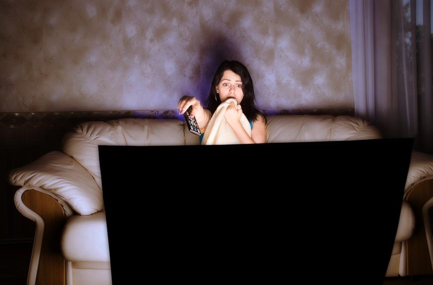 Ночные просмотры телевизора прямой путь к депрессии