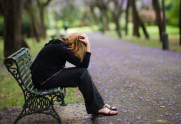 Как и осенью весной может начаться хандра, переходящая в депрессию