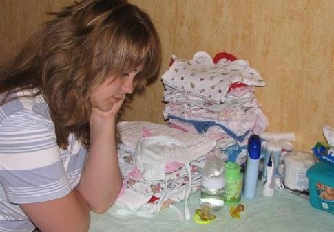 Британцы предложили недорогой тест на определение послеродовой депрессии
