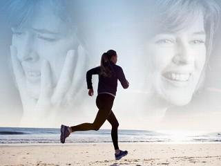Что бы прогнать депрессию достаточно регулярно заниматься спортом