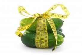 Худеем с огуречной диетой