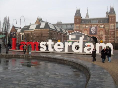 Амстердам — город культурных достопримечательностей, секса и наркотиков