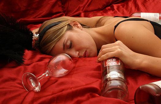 Алкоголизм рассорили с депрессией