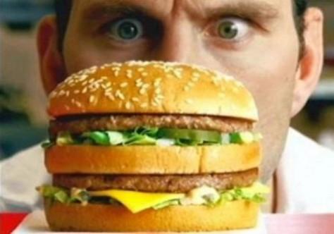 Депрессия преследует любителей быстрой еды
