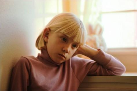 Депрессия не щадит никого, ни взрослых, ни детей