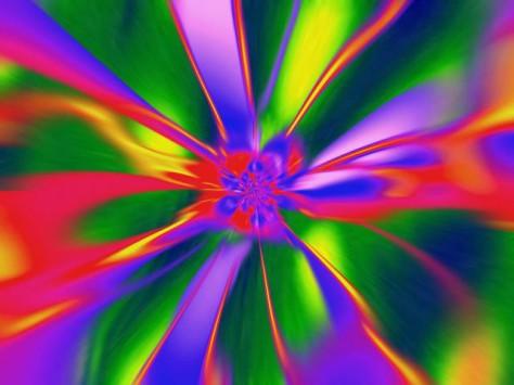 Душу и тело можно исцелить просто используя правильный цвет