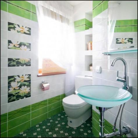 Комфорт в маленькой ванной