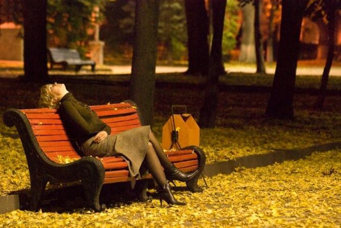 Осенью нужно удержать себя от депрессивного состояния
