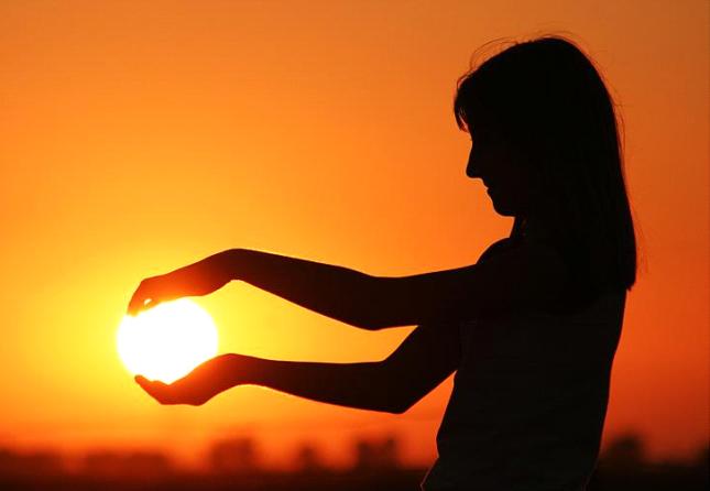 Осторожно — солнце! Защититесь от рака!