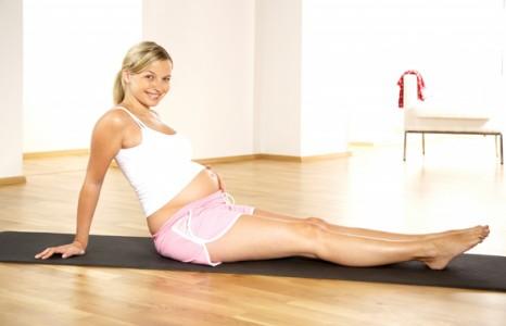 Спорт в период беременности