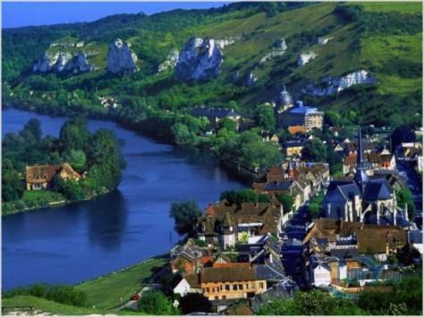 Провести выходные во Франции