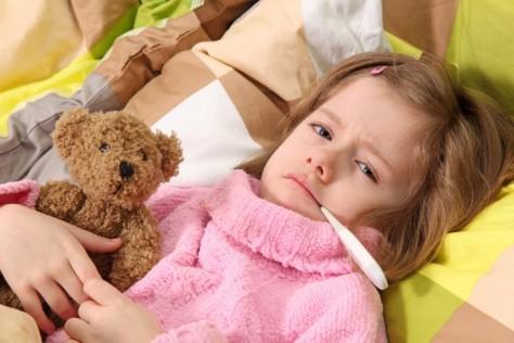 Как помочь ребенку выздороветь