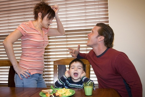 Стресс в семейной жизни – путь к депрессии