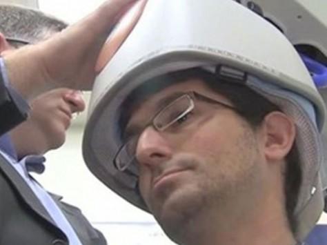 Шлем – новая разработка ученых Дании для лечения депрессии у человека