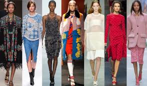 Мода сезона весна — лето 2014