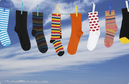 Выбор и приобретение детских носков в Интернете