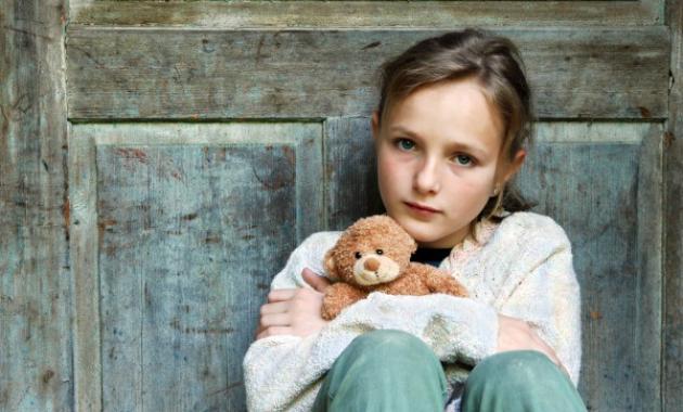 Детская депрессия изменяет строение мозга