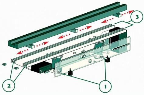 Вибротранспортер – оборудование для удобства производственных процессов
