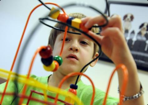 Воспитание детей, страдающих аутизмом