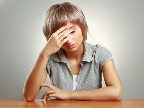 Депрессия приводит к воспалению головного мозга