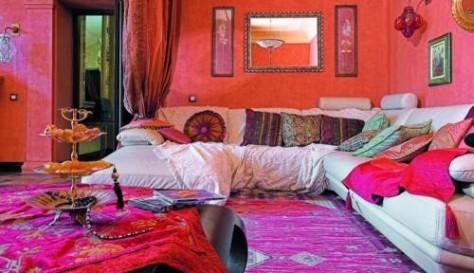 Особенности интерьера, выполненного в арабском или мавританском стиле