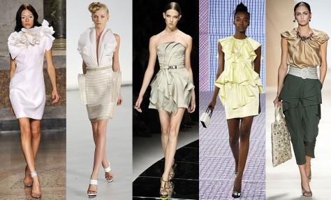 Покупка женской одежды летом