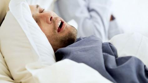 Кратковременные остановки дыхания во сне приводят к депрессии(
