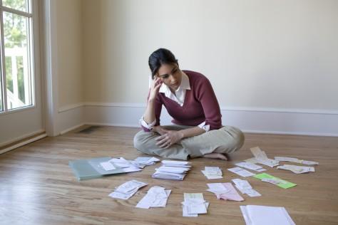 Долги по кредитам ведут к депрессии