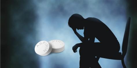 Ученые: аспирин против депрессии