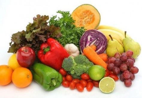 Зелень, овощи и фрукты защитят от депрессии и суицида