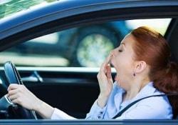 Прием антидепрессантов и успокоительных водителями может привести к ДТП