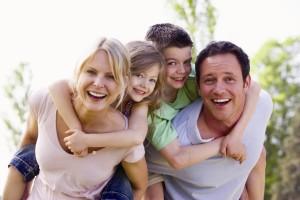 Преимущества семейного воспитания