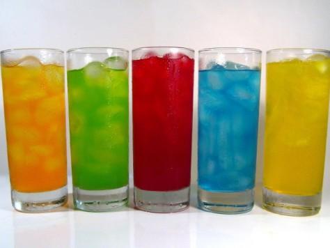 Употребление сладких напитков грозит депрессией