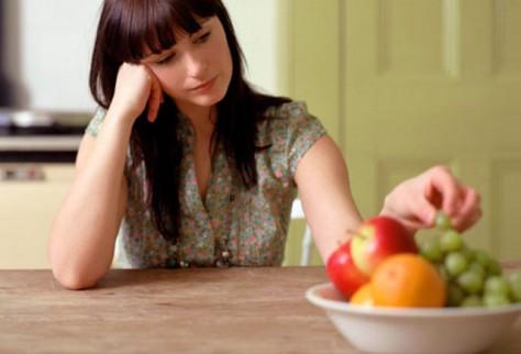 Диета может уменьшить риск возникновения депрессии