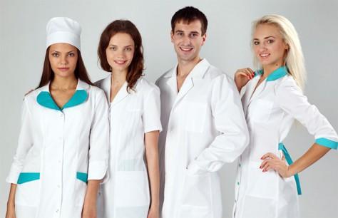 Одежда медицинского персонала