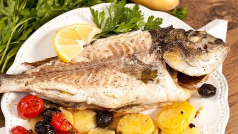 Рыба оказалась антидепрессантом для европейцев