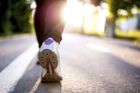 Уходить от депрессии лучше пешком, утверждают медики